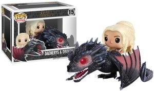 Daenerys & Drogon Game of Thrones Funko POP / Дейенерис и Дрогон - Фанко ПОП Игра Престолов