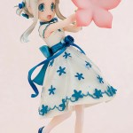 Anohana: The Flower We Saw That Day the Movie — Dress-up Chibi Menma [1/8 Complete Figure] 1