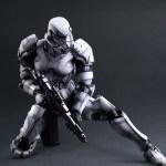 Stormtrooper (Штурмовик) — Star Wars [Play Arts Kai] 6