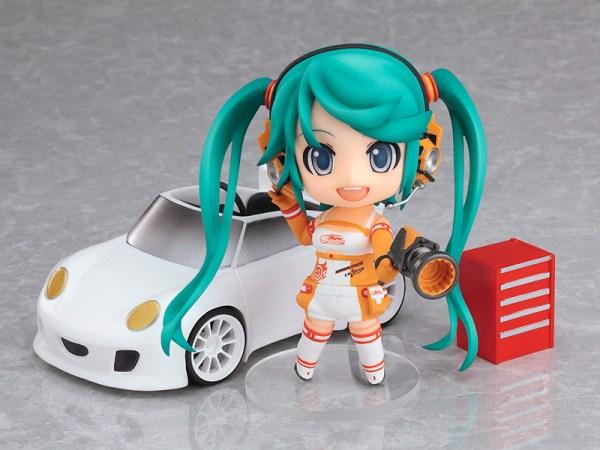 Nendoroid 109b. Racing Miku 2010 Ver. Returns