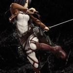 Mikasa Ackerman Attack on Titan Complete figure / Вторжение гигантов Микаса фигурка 1