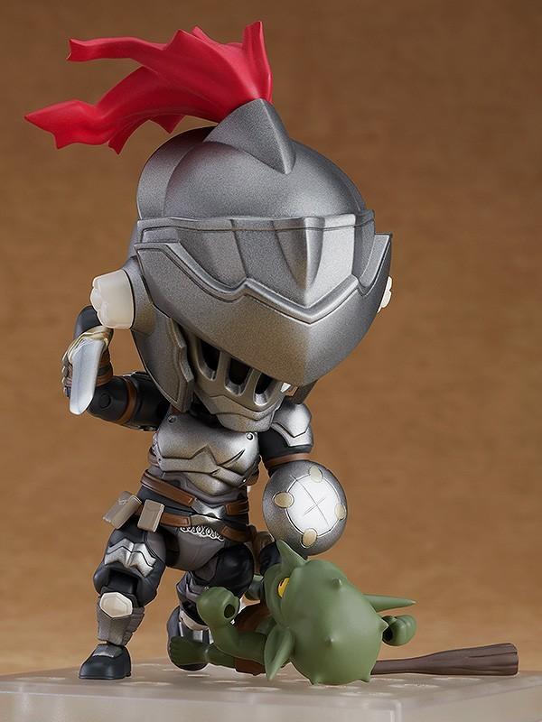 Nendoroid 1042. Goblin Slayer (Нендороид фигурка Убийца гоблинов)