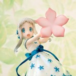 Anohana: The Flower We Saw That Day the Movie — Dress-up Chibi Menma [1/8 Complete Figure] 6