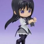 Cu-poche — Puella Magi Madoka Magica the Movie: Homura Akemi Posable Figure / Девочка-волшебница Мадока Хомура Акэми 8