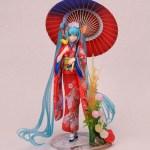 Hatsune Miku -Hanairogoromo- Vocaloid [1/8 Complete Figure] 9