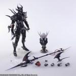 Bring Art: Estinien Action Figure — Final Fantasy XIV 9