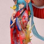 Hatsune Miku -Hanairogoromo- Vocaloid [1/8 Complete Figure] 10