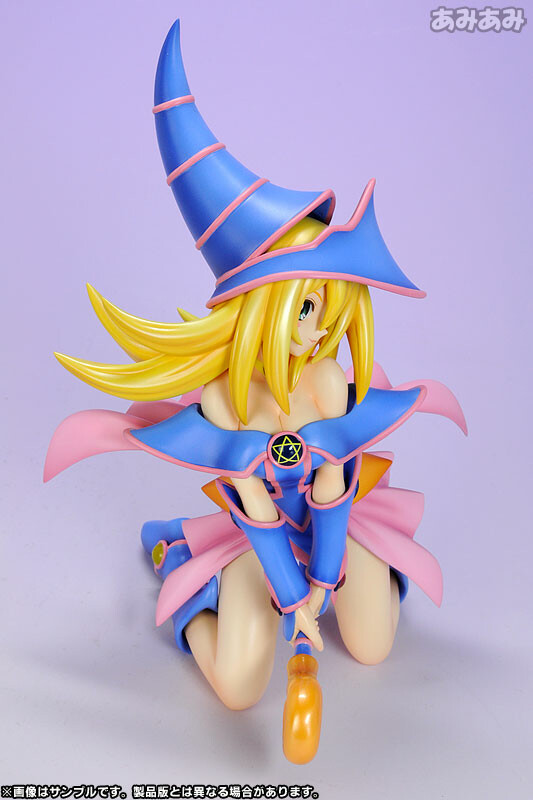 Dark Magician Girl [Yu-Gi-Oh! Duel Monsters] [1/7 Complete Figure]