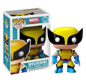 Marvel Wolverine Vinyl Bobble Head [Funko POP!]