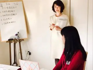 モテLifeセミナー第二部・金谷眞紀子
