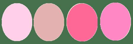 パーソナルカラーサマーのチーク