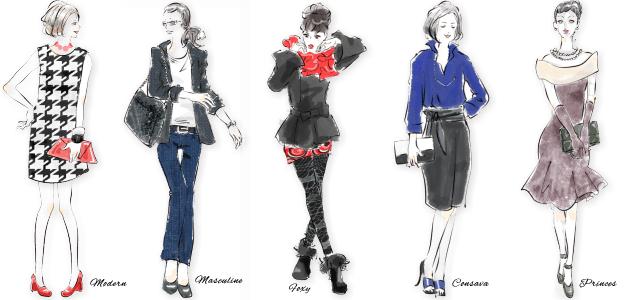 ウィンターのファッション