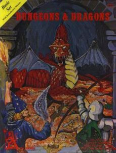 Dungeons & Dragons Basic Edition