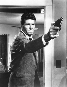 James Garner as Philip Marlowe