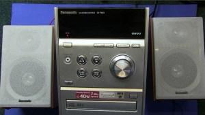 Panasonic SA-PM33