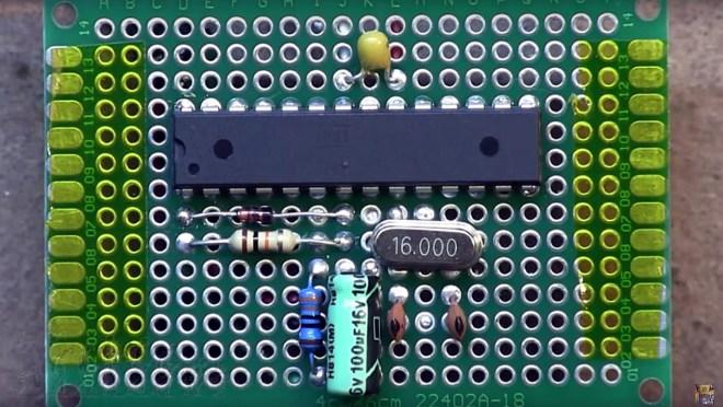 CPU: Baliza RGB