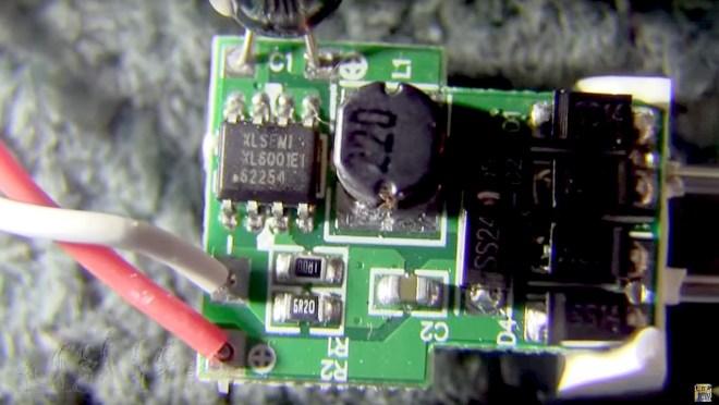 PCB: XL6001