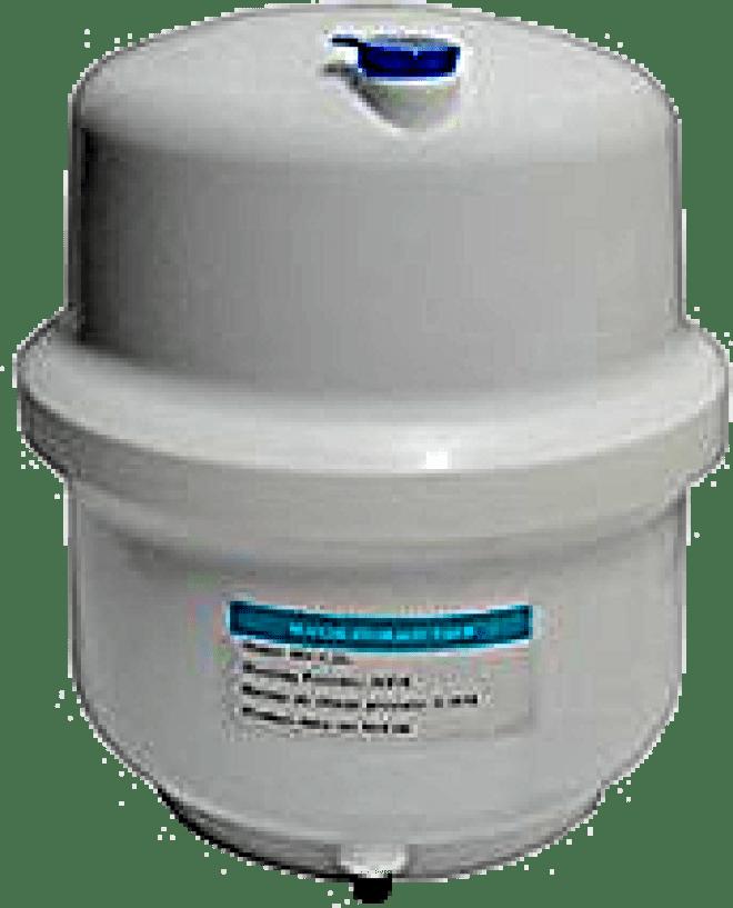 Depósito de agua presurizado