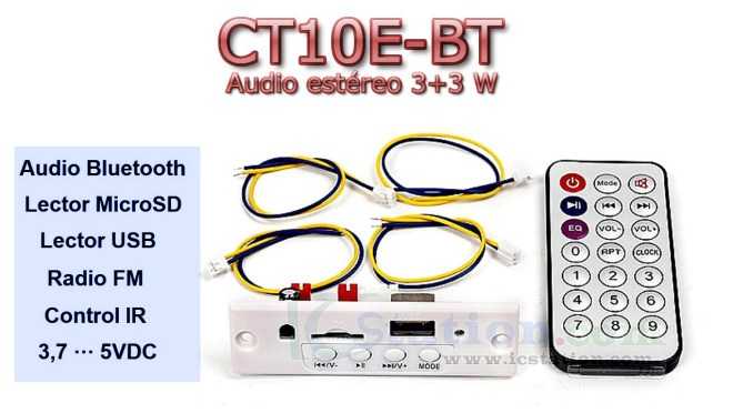 Módulo: CT10E-BT