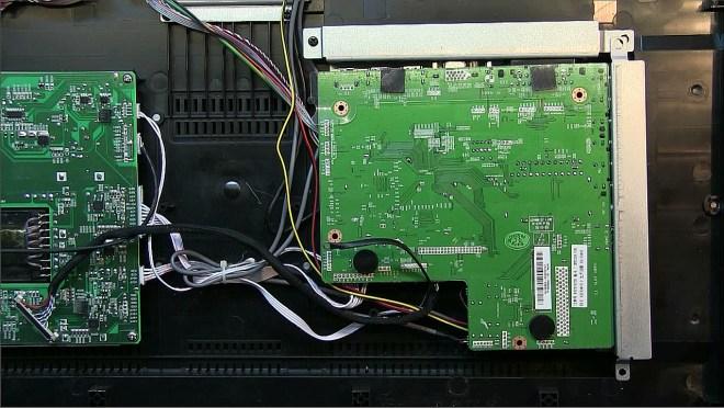 PCB's del TV