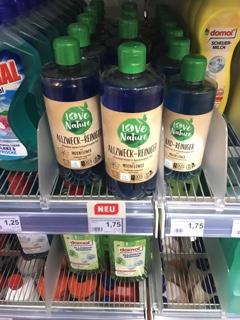 一般のスーパーやドラッグストアにも環境に配慮した製品が増え始めた