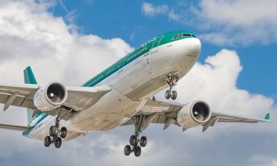 アイルランドは近年航空機リースに力を入れている