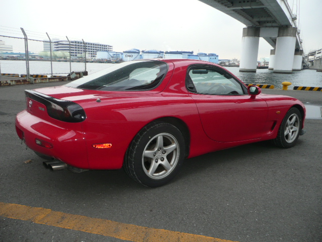 Mazda Rx7 Type Rb Special Edition