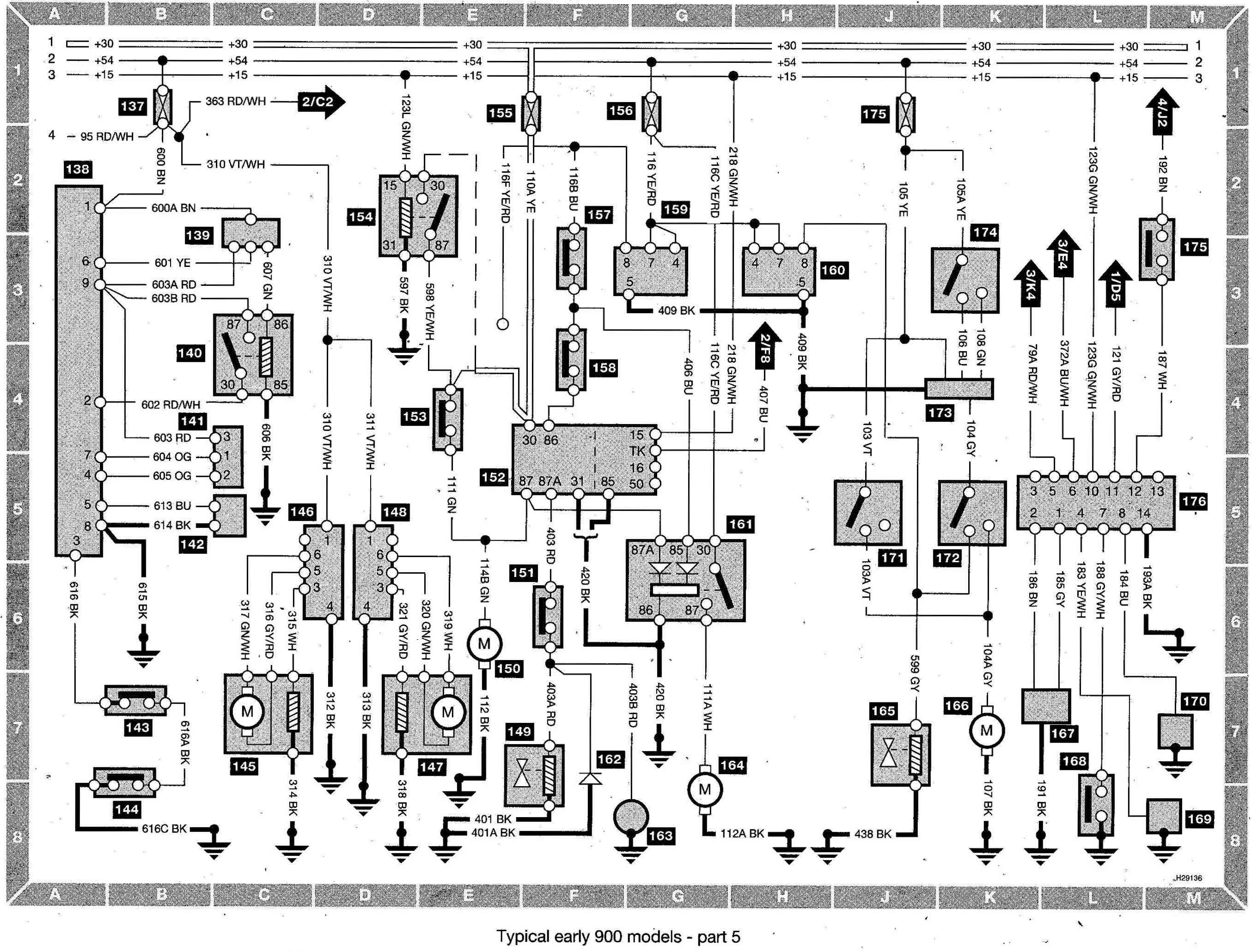 Saab 9 5 Headlight Wiring Diagram: Saab 9 5 Seat Wiring Diagram - Wiring  Diagram