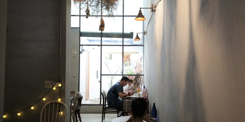 台南美食︱文青必訪清單❤好倫手工義大利麵