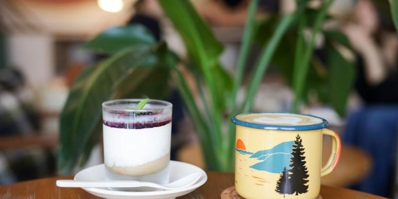 台南美食 一個能真正放鬆自己的地方 咖啡甜點都是高層次 午營咖啡