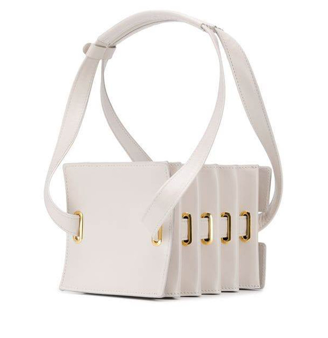 MINI ACCORDIAN CROSS BODY BAG