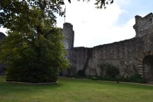 Some pictures taken during our trip to Lewes Castle.
