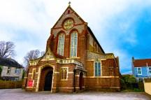 St. James Church, Milton.
