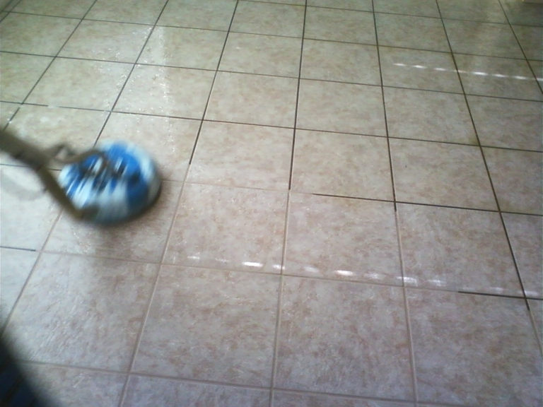 Hydro Turbo Tile and Grout Cleaning
