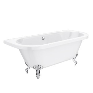 Admiral-1685-Back-To-Wall-Roll-Top-Bath-with-Chrome-Leg-Set-new-detail