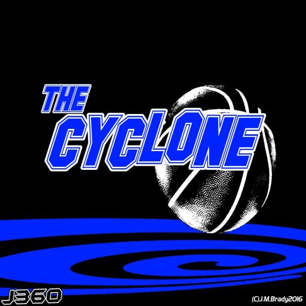 The Cyclone BBall - JBrady