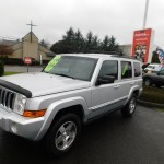 2010 Jeep Commander 4wd 4dr Sport Pouya Llc Dealership In Cornelius