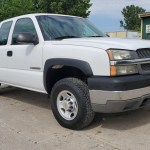 2003 Chevrolet Silverado 2500hd Ext Cab Rwd Only 91k Miles Fisher Auto Group Dealership In Savannah