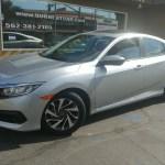2018 Honda Civic Sedan Ex Cvt Ournextcar Inc Dealership In Downey