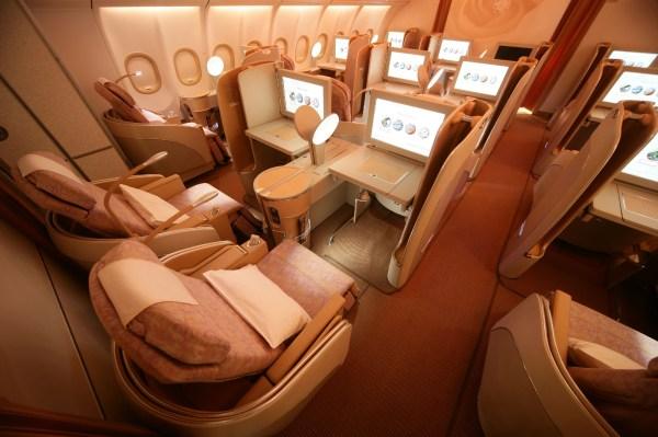 Flying First Class - J4H Magazine