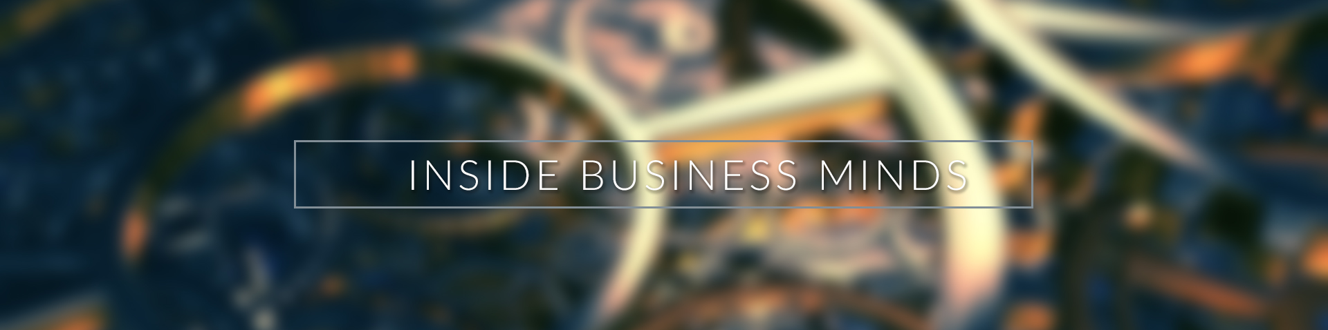 Inside Business Minds by Johnathan Andrews