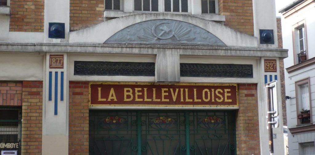 Bellevilloise - ベルヴィロワーズ