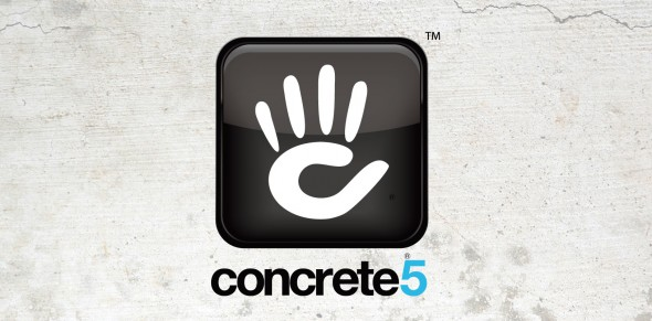 concrete5 logo general