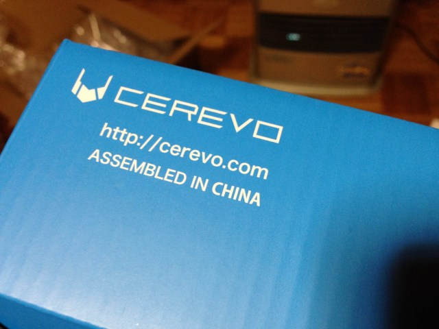 Unwrapping Cerevo LiveWedge