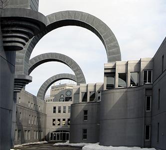 釧路市立幣舞中学校