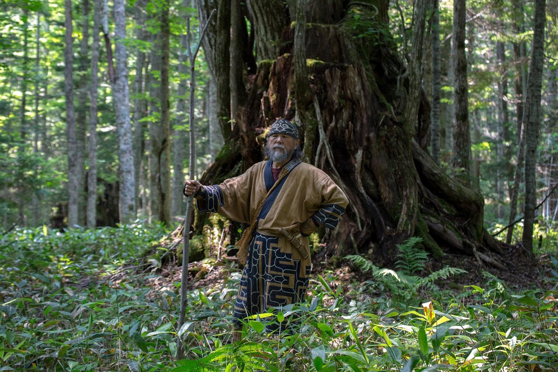 アイヌ民族の文字をもたない伝承文化