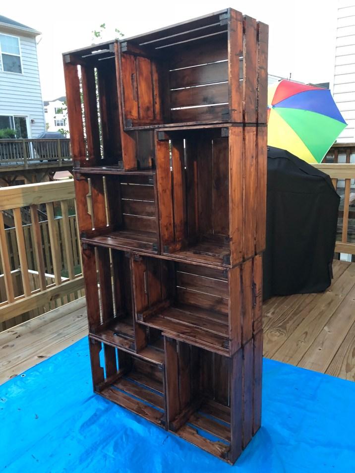 milk crate shelf1