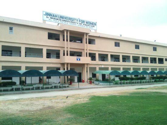 Jinnah University for Women