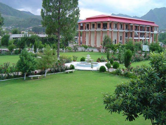 Saidu Medical College