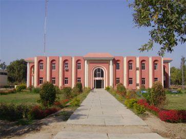 Gomal University DIK